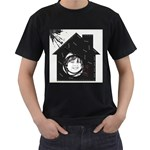 Men s t-shirt - Men s T-Shirt (Black)