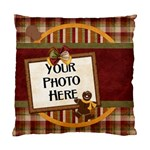 2 sided Pillow-Gingerbread - Standard Cushion Case (Two Sides)