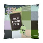 2 sided quilt style pillow - Standard Cushion Case (Two Sides)