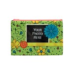 Cosmetic Bag Medium-Fanciful Fun 2 - Cosmetic Bag (Medium)