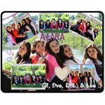atars pres - Fleece Blanket (Medium)