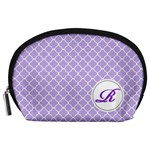 Accessory Pouch (L)- Quatrefoil4 - Accessory Pouch (Large)