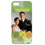 wedding - Apple iPhone 5 Hardshell Case with Stand