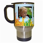 summer - Travel Mug (White)