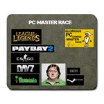 BRYCE PC MASTERRACE PAD - Large Mousepad