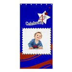 kids - Shower Curtain 36  x 72  (Stall)