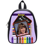 Back to School Pencil Small School Bag - School Bag (Small)