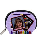 Back to School Pencil Asscessory Pouch Small - Accessory Pouch (Small)