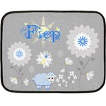 fiep_blanket - Double Sided Fleece Blanket (Mini)