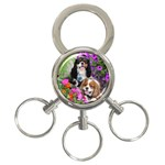 Adele - 3-Ring Key Chain