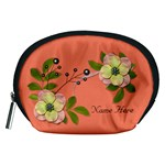 Pouch (M): Big Flowers - Accessory Pouch (Medium)