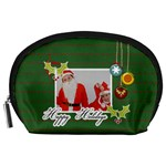 Pouch (L) : Happy Holidays - Accessory Pouch (Large)