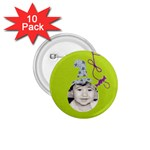1.75 button 10 pack - 1.75  Button (10 pack)