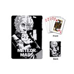 Meteor Mags Playing Cards - Playing Cards Single Design (Mini)