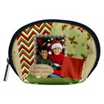 merry christmas - Accessory Pouch (Medium)