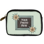 Autumn s Pleasure Coin Bag - Digital Camera Leather Case