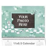 2019 Watch Me Grow-Boy Calendar - Wall Calendar 11  x 8.5  (12-Months)
