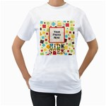 May I? Shirt - Women s T-Shirt (White)