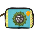 May I? Camera Case - Digital Camera Leather Case