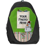 Christmas Dazzle Backpack - Backpack Bag