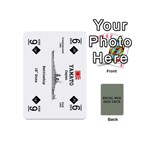 naval war ship deck - Playing Cards 54 Designs (Mini)