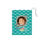Drawstring Pouch (S) : Dream Big - Drawstring Pouch (Small)