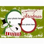 Christmas photo cards - 5  x 7  Photo Cards