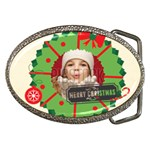 christmas - Belt Buckle