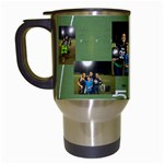 CJ Mug 2014 - Travel Mug (White)