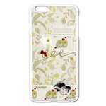 Apple iphone 6 plus enamel white case - iPhone 6 Plus/6S Plus Enamel White Case