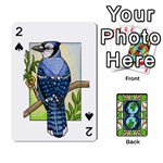 Animals Poker Set - Playing Cards 54 Designs (Rectangle)
