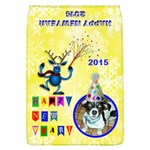 New Year 2015 removable flap, large - Removable Flap Cover (L)