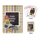 Totally Cool playing cards - Playing Cards Single Design