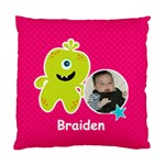 Cushion Case (Two Sides) : Monster 2 - Standard Cushion Case (Two Sides)