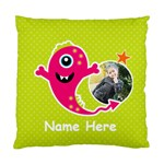 Cushion Case (One Side) : Monster 4 - Standard Cushion Case (One Side)