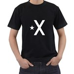 Bandera negre - Men s T-Shirt (Black)