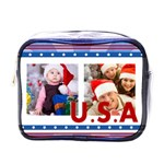 usa - Mini Toiletries Bag (One Side)