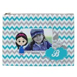 Cosmetic Bag (XXL): Little Girl