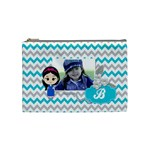 Cosmetic Bag (M): Little Girl - Cosmetic Bag (Medium)