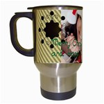 xmas - Travel Mug (White)