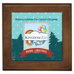 Kingdom Kids Framed Tile 1