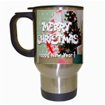 smas - Travel Mug (White)