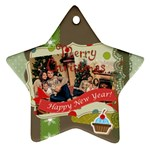 xmas - Ornament (Star)