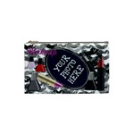 Makeup Black Cosmetic Bag Small - Cosmetic Bag (Small)