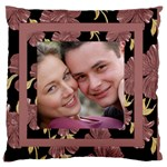 Our Love Standard Flano Cushion Case - Standard Flano Cushion Case (One Side)