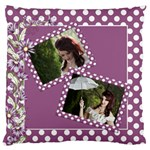 Our memories Standard Flano Case (2 sided) - Standard Flano Cushion Case (Two Sides)
