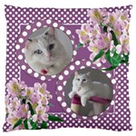 Happy Days Standard Flano Case (2 sided) - Standard Flano Cushion Case (Two Sides)