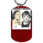 mom82362 - Dog Tag (Two Sides)