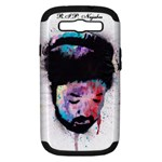 Blue Nujabes Galaxy S3 Case - Samsung Galaxy S III Hardshell Case (PC+Silicone)
