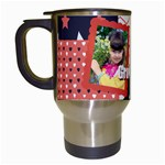 kids - Travel Mug (White)